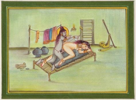 Kamasutra Painting Sex Porn